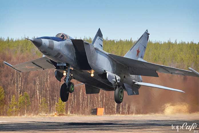 МиГ-25 РБ