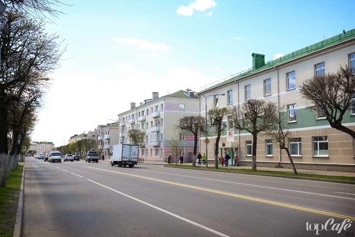 красивые города Белоруссии: Орша