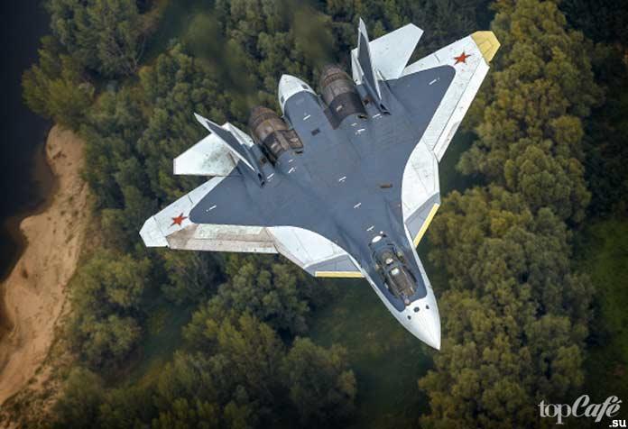 Су-57. CC0