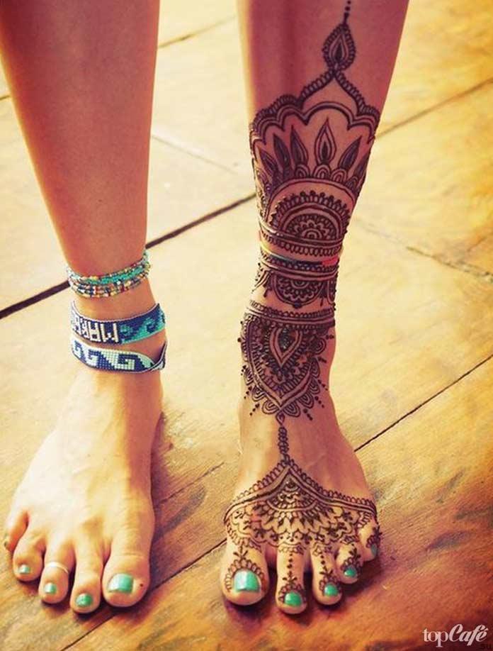 Красивые ступни женщин