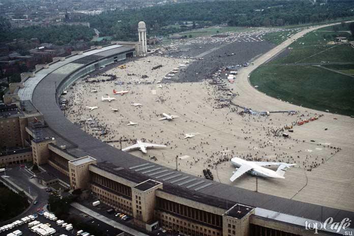 Аэропорт Темпельхоф. Берлин