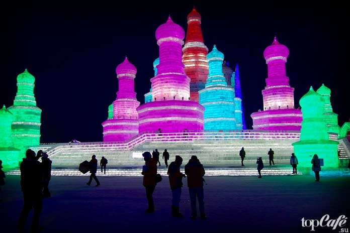 Фестиваль льда и снега. CC0