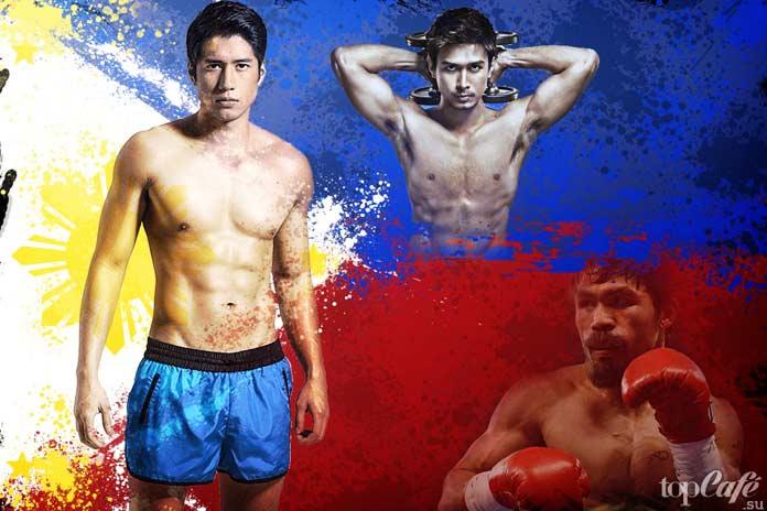 Самые красивые филиппинцы