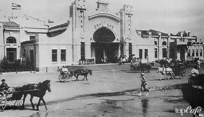 История Харбина: Станция Харбин. CC0