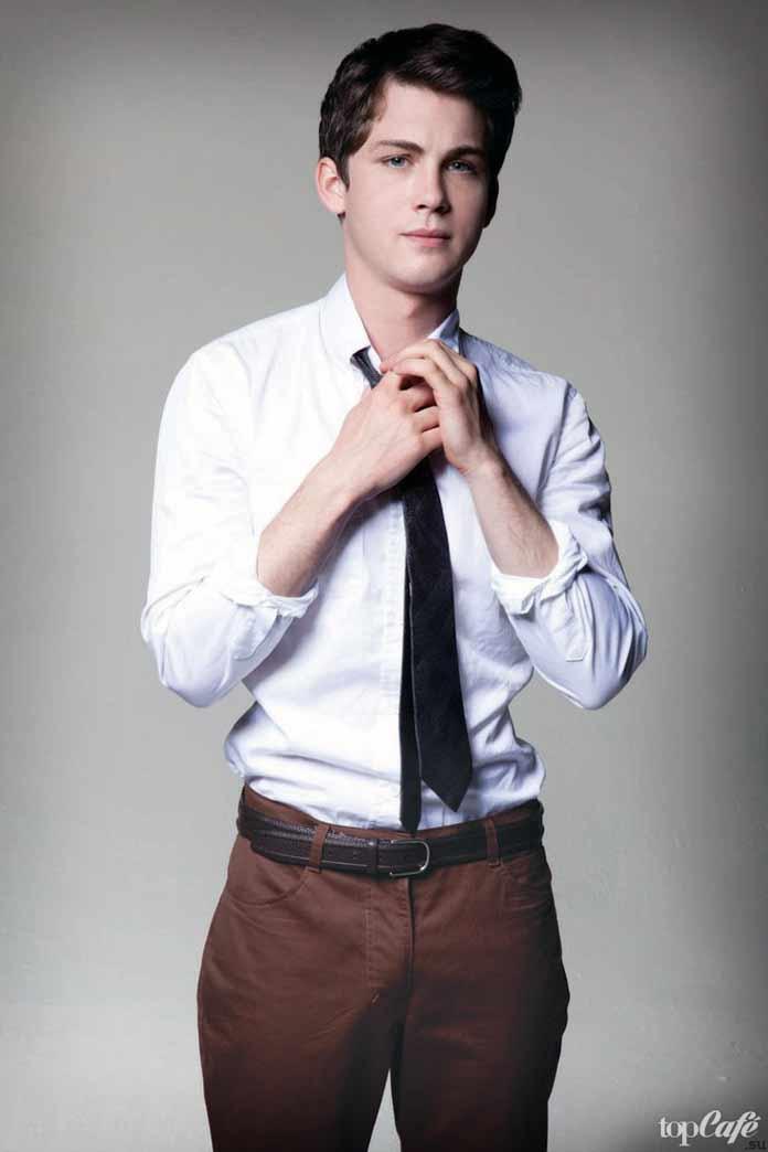 Список красивых парней: Логан Лерман