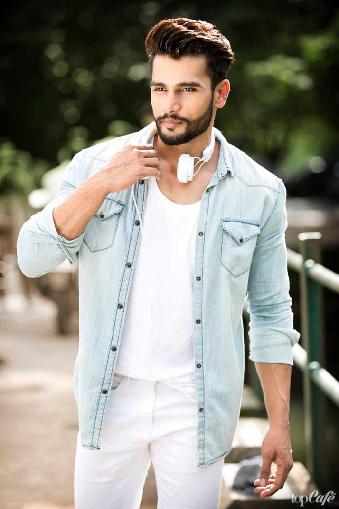 Список красивых парней: Рохит Ханделвал
