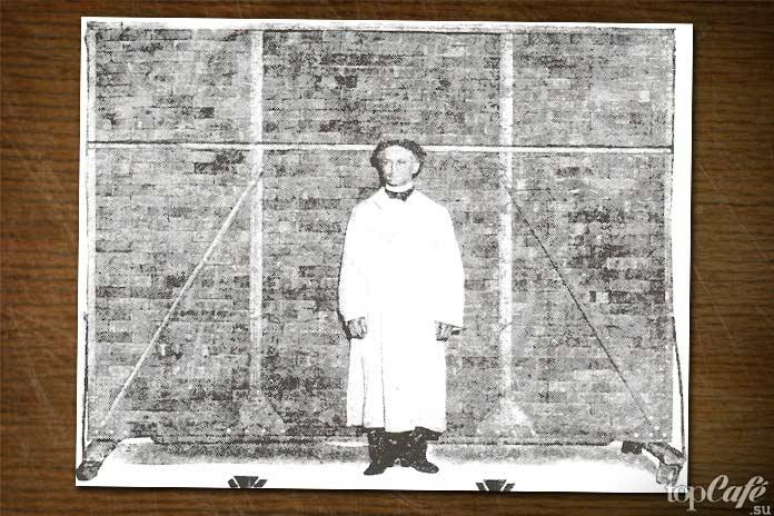 Houdini, the Man Who Walked Through Walls