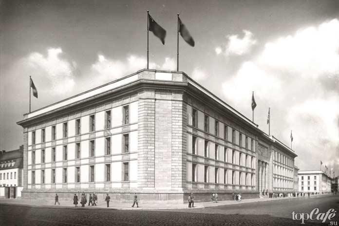 Здание новой Рейхсканцелярии