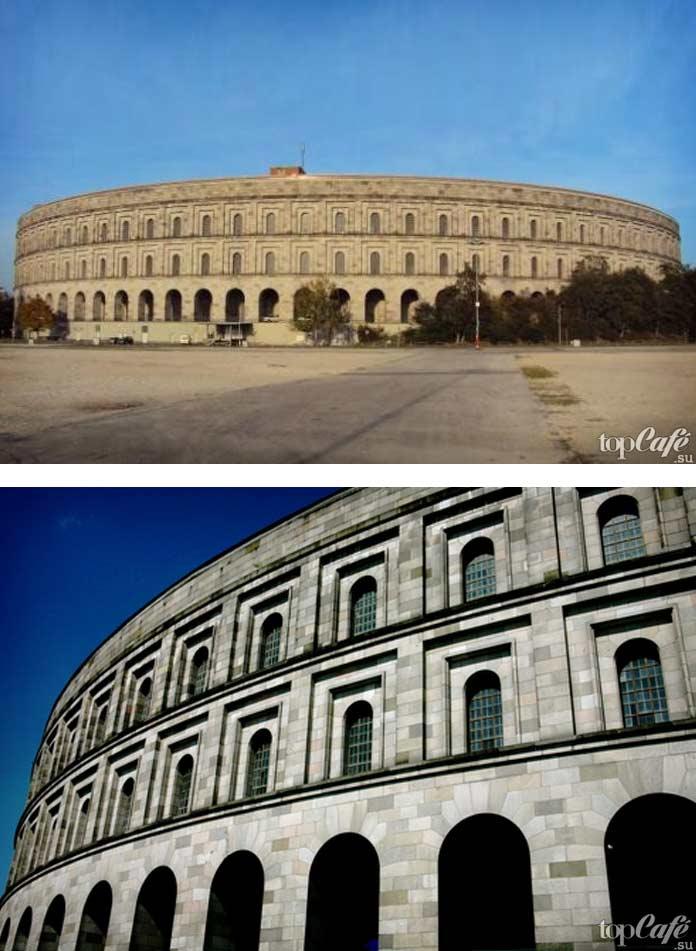 Здание съездов НСДАП