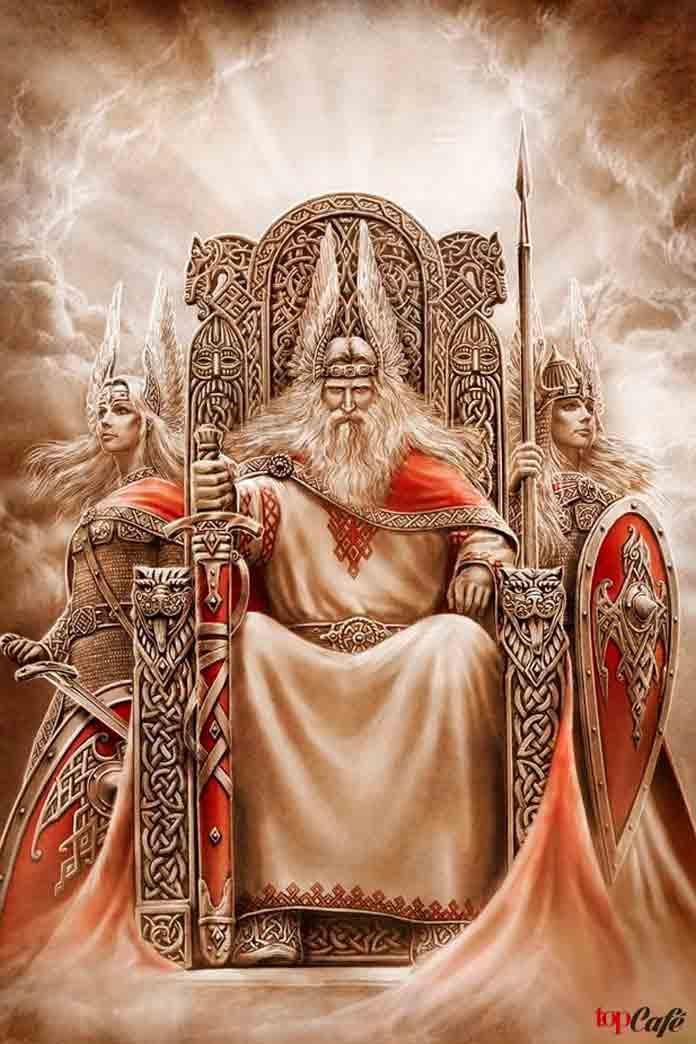 языческий бог Род