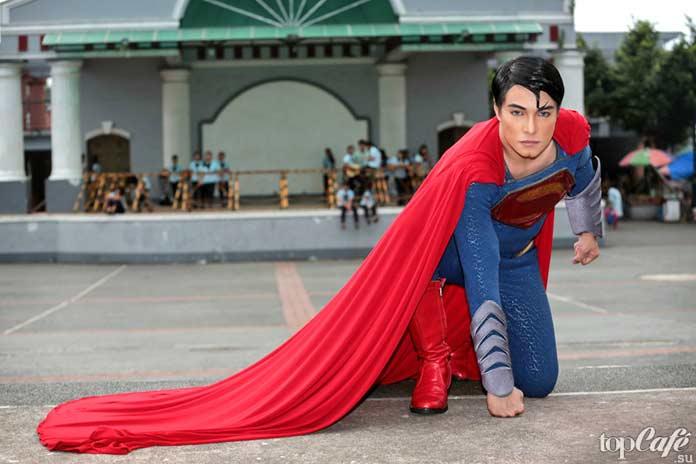 Супермен. Самые красивые филиппинцы