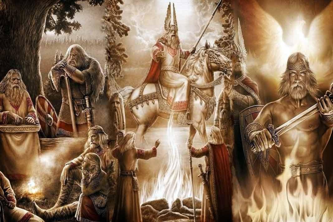 Боги славян