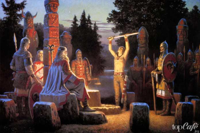 Древние славянские языческие боги