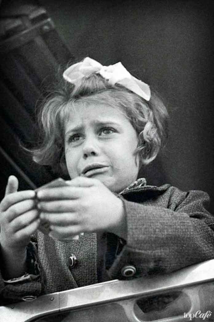 Девочка еврейка