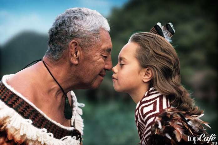 Обнюхивание в Самоа