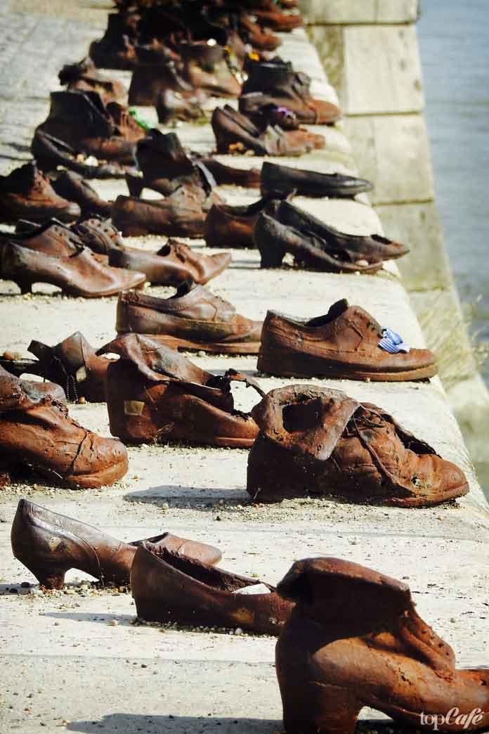 Туфли в Будапеште