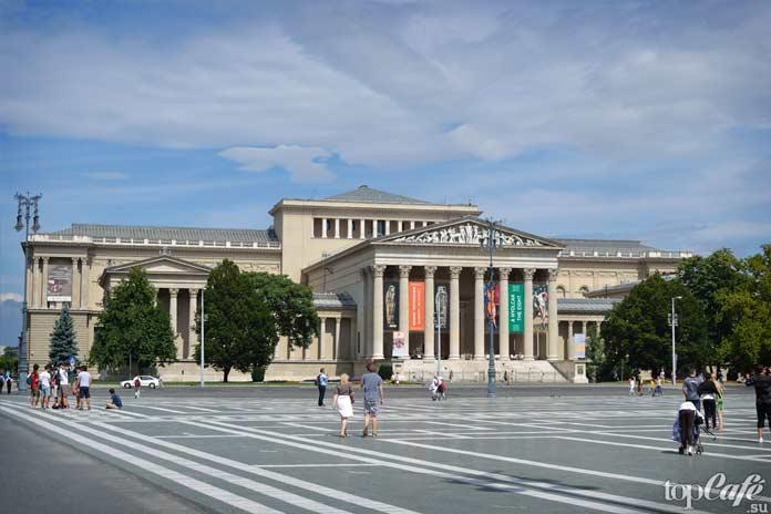 Венгерский музей Изобразительных искусств