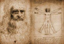Анатомические рисунки Да Винчи