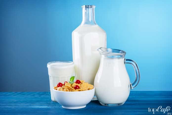Производство молока
