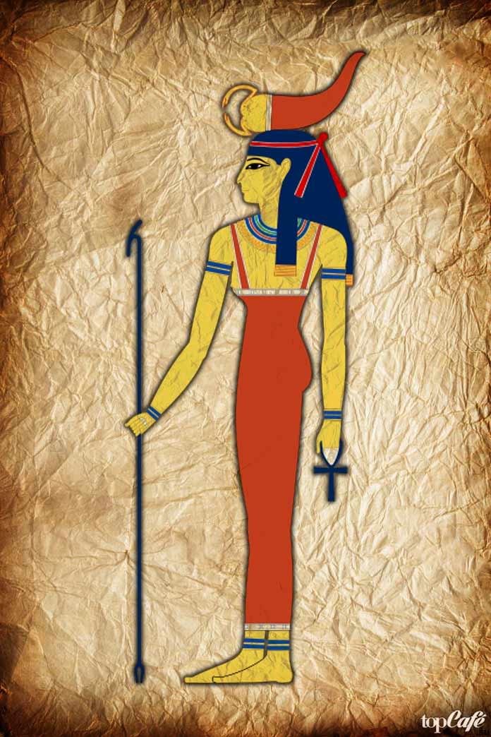 Богиня Селкет (Serket)