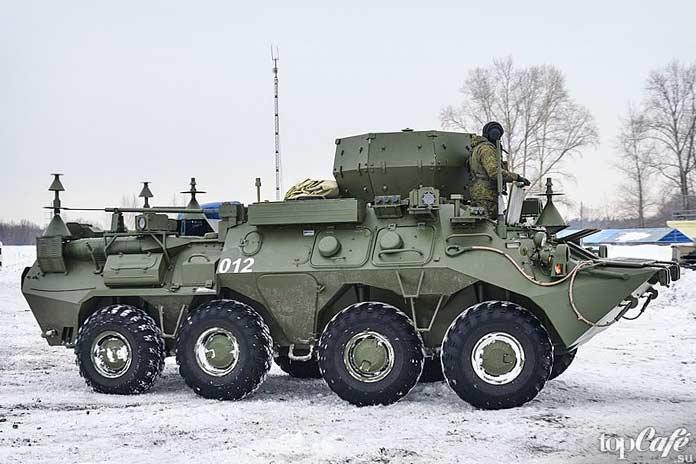 Вооружение Беларуси