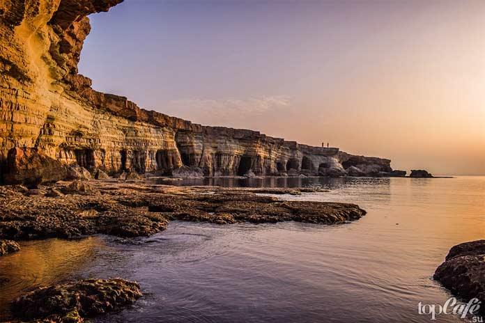 Мыс Каво Греко. ТОП-10 природных достопримечательностей Кипра