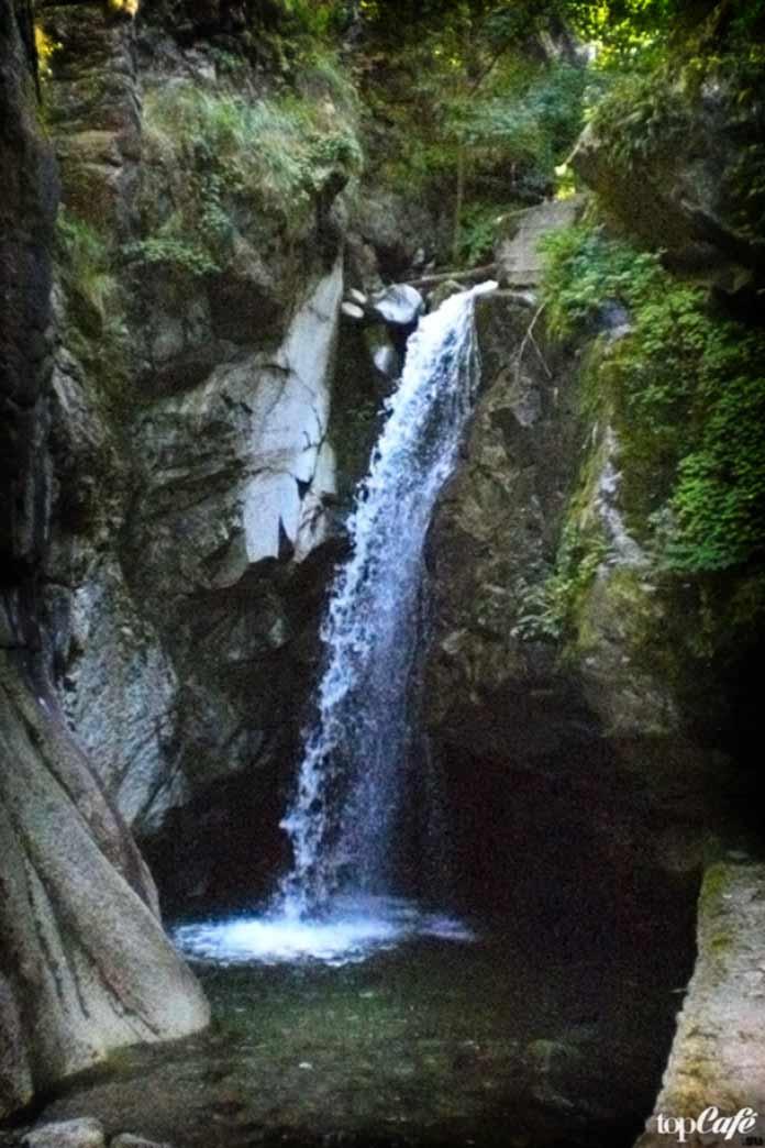 Костенецкий водопад