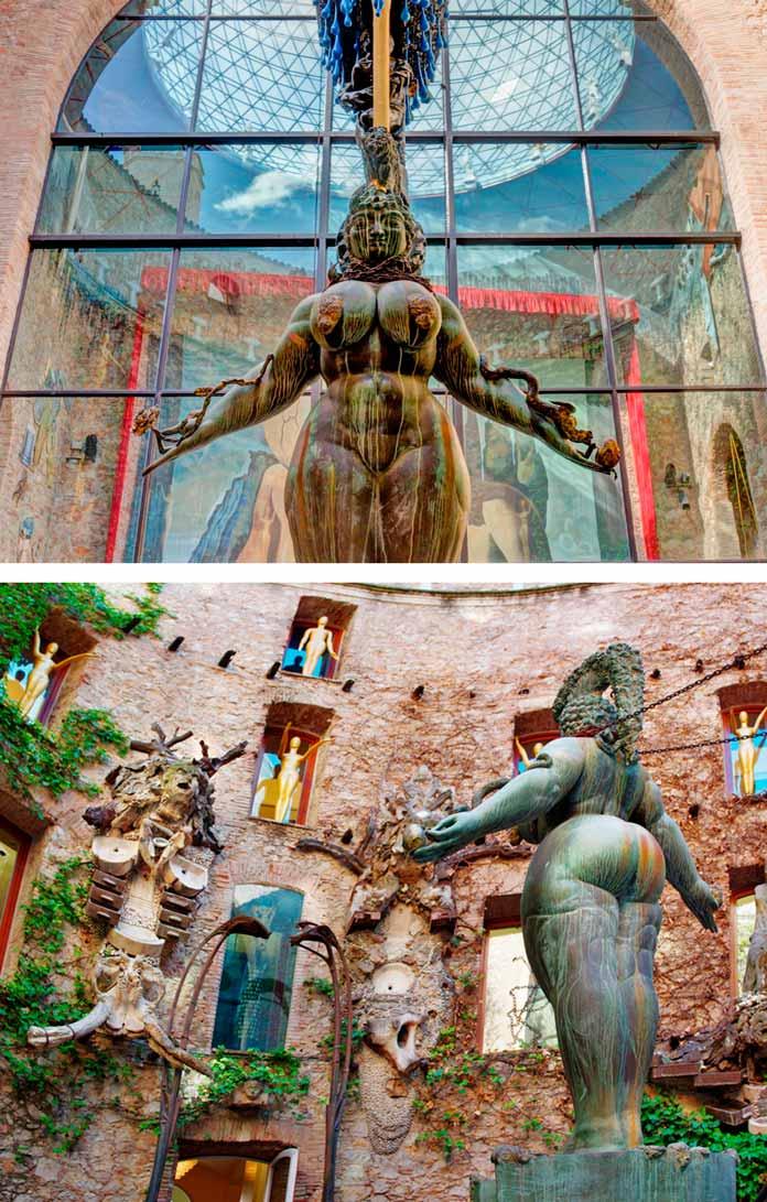 Статуя королевы Эстер