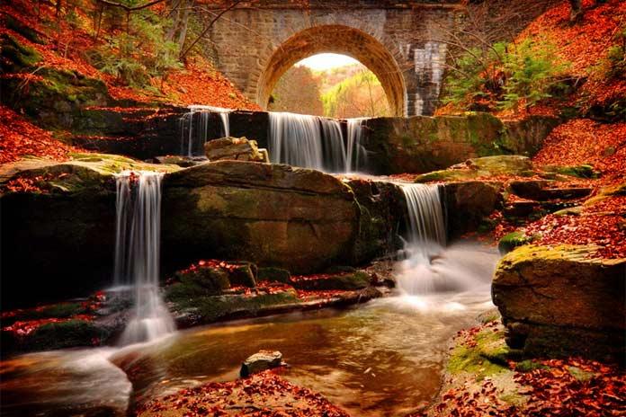Водопады Болгарии