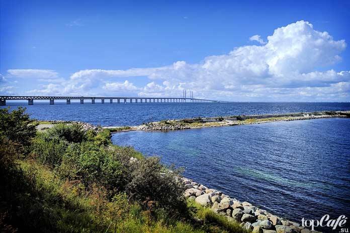 Эресуннский мост (CC0)