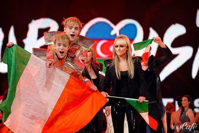 Евровидиение. Несколько фактов об Ирландии