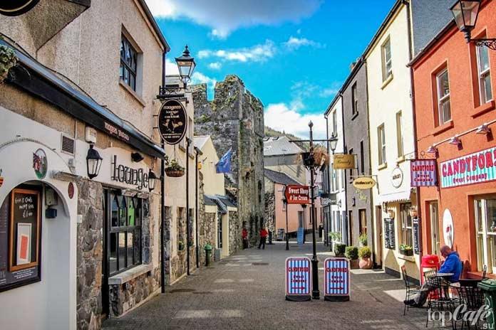 Карлингфорд - одно из самых живописных мест Ирландии