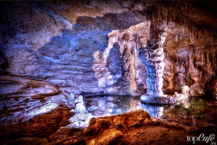Карлсбадские пещеры в США