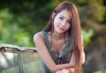 Корейская актриса