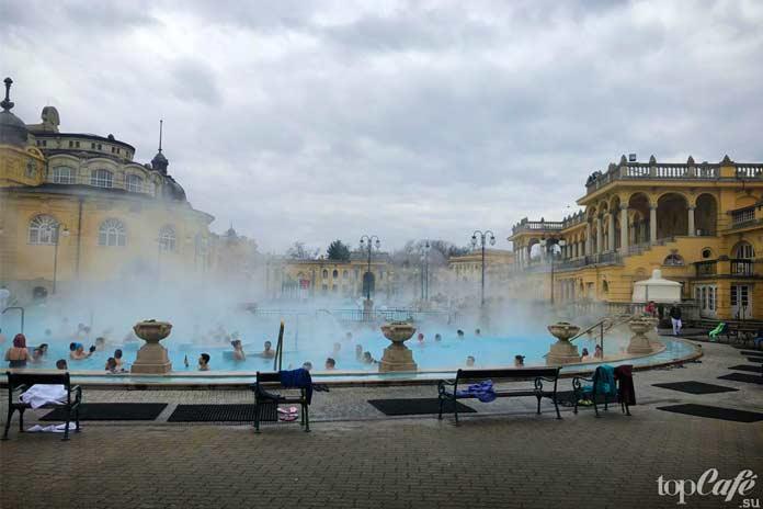 Купальни в Будапеште - одно из лучших мест для туризма в Венгрии