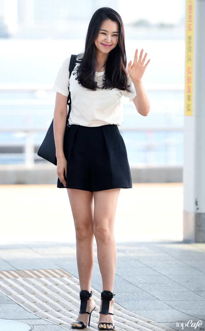 Самые красивые корейские актрисы: Lee Honey