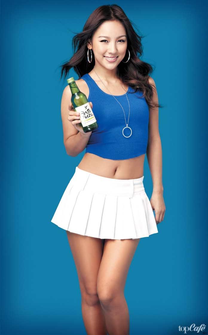 Самые красивые корейские актрисы: Lee Hyo Ri