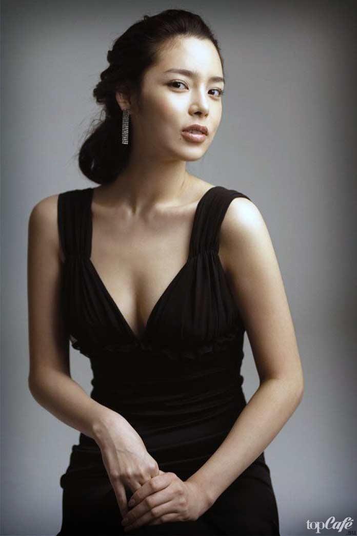 Самые красивые корейские актрисы: Park-Si-Yeon