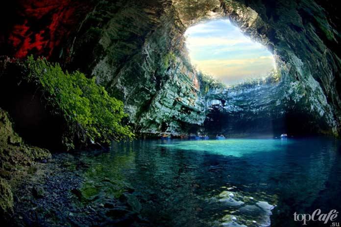 Пещера Эр Ван Дон в Китае