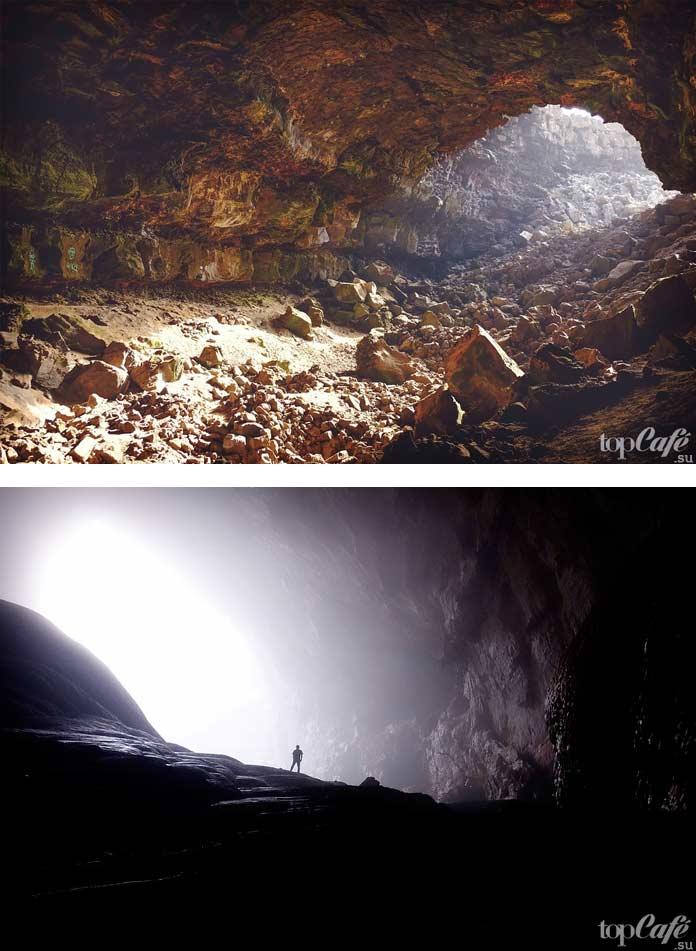 Красивые фотографии пещер (CC0)