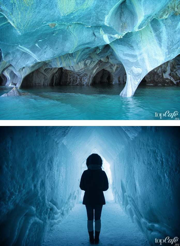 Фотографии красивых пещер