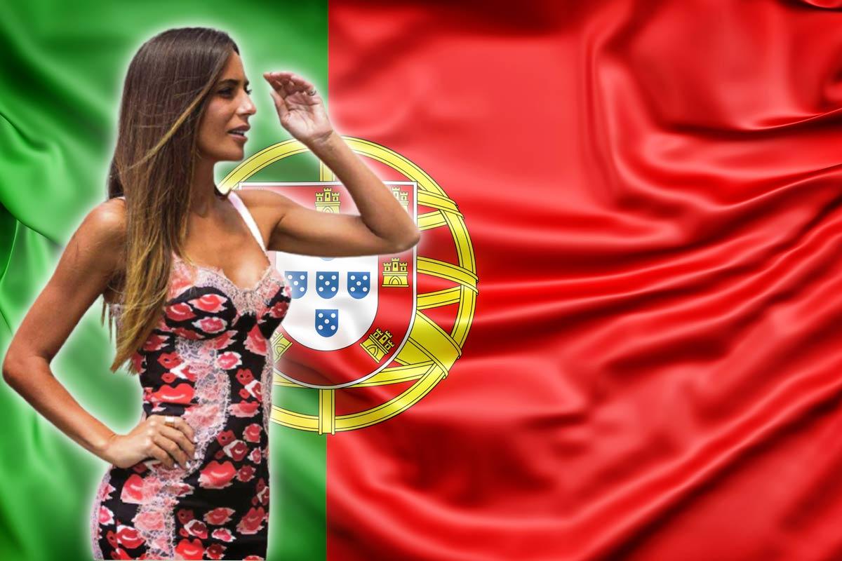 Самые красивые Португалки