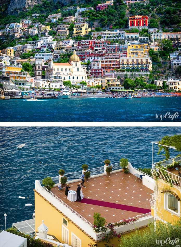 ТОП-10 самых романтических маленьких городов Европы: Позитано, Италия (CC0)