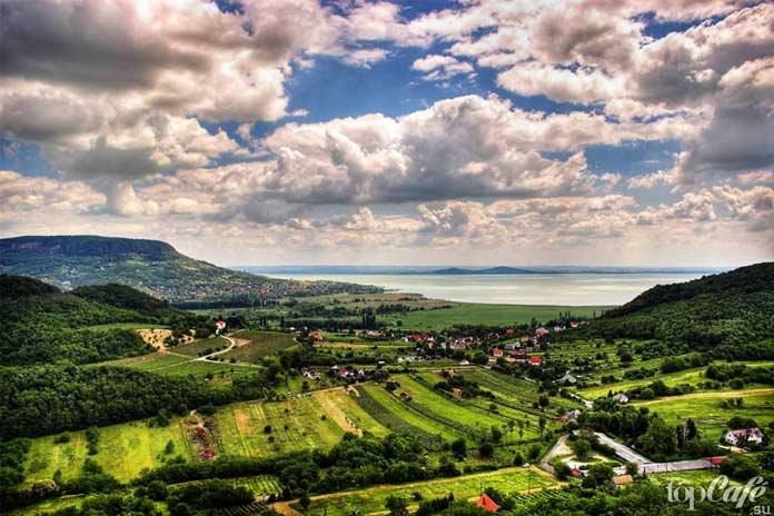 Бадаксони - одно из лучших мест для туризма в Венгрии