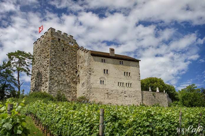 Замок Габсбург