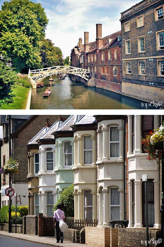 ТОП-10 самых романтических маленьких городов Европы: Кембридж, Англия (CC0)