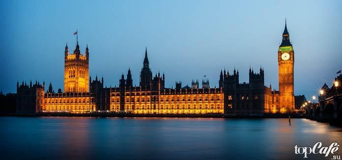 Интересные места Лондона
