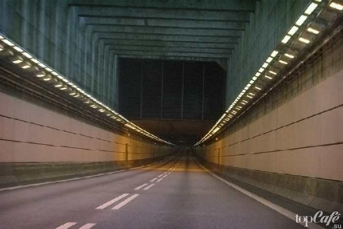 Тоннель Drogden