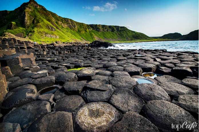 Дорога гигантов - одно из самых живописных мест Ирландии