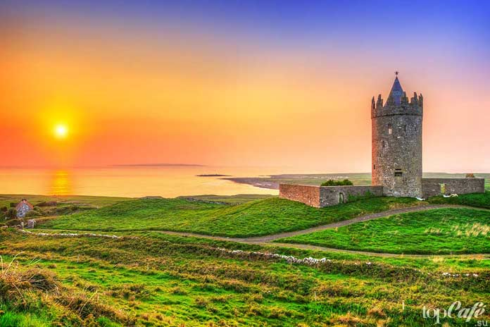 ТОП-7 наиболее живописных уголков Ирландии